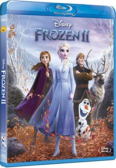 Blu-ray Frozen II