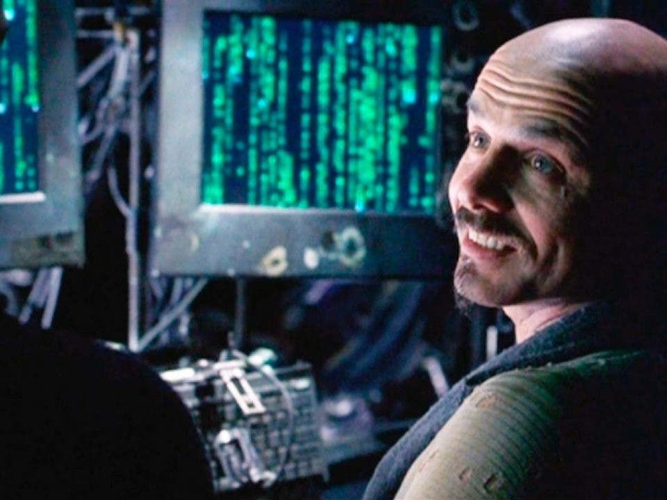 Joe Pantoliano Keanu Reeves The Matrix 4 Cypher