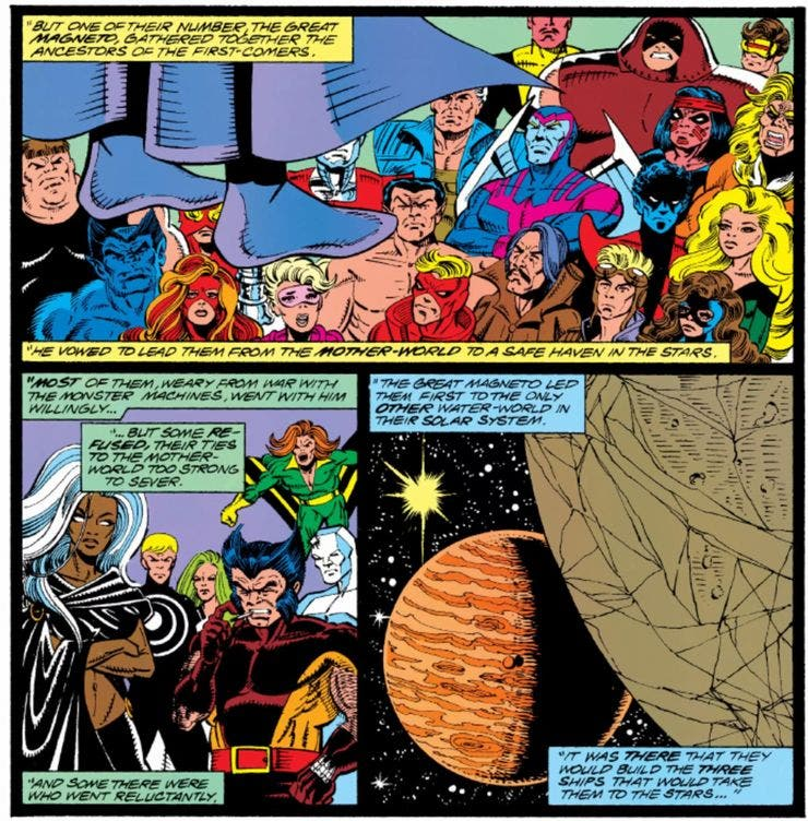 Mutant Planet Haven