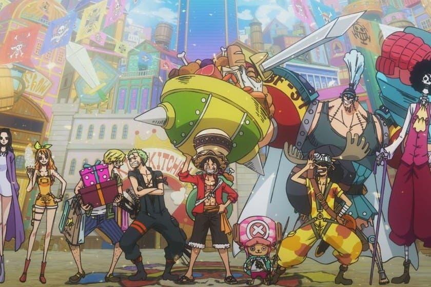 One Piece: Estampida fotograma