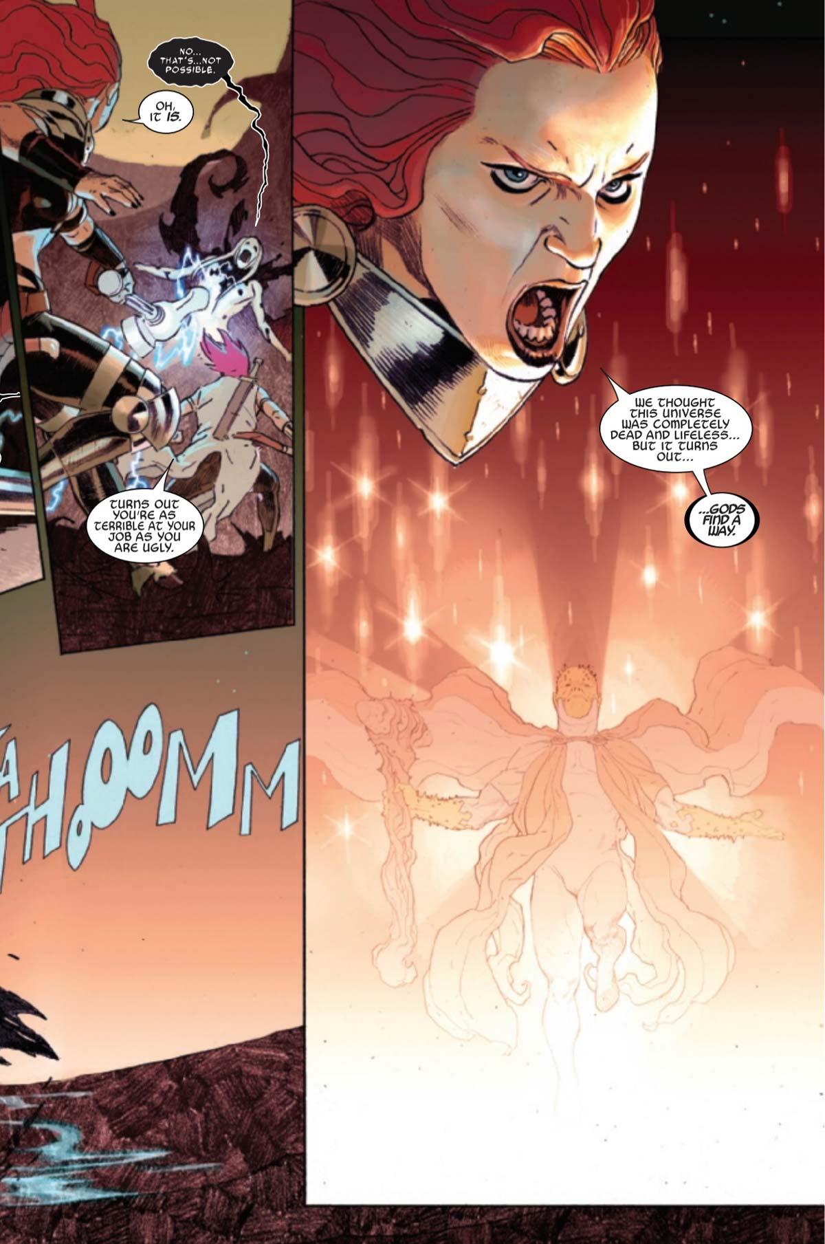 Rey Thor Nº 3. Jason Aaron