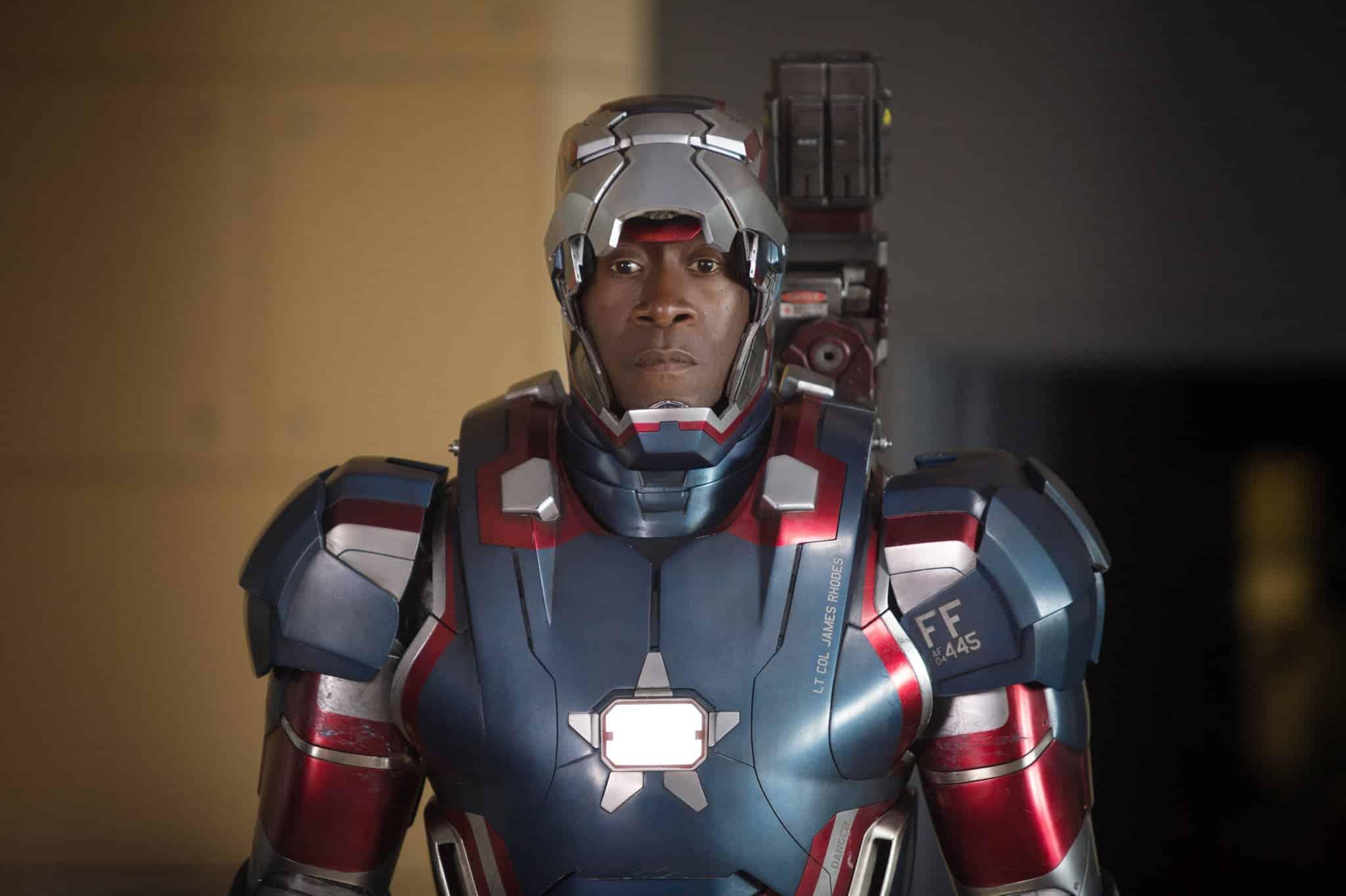 Rhodes Iron Man 3