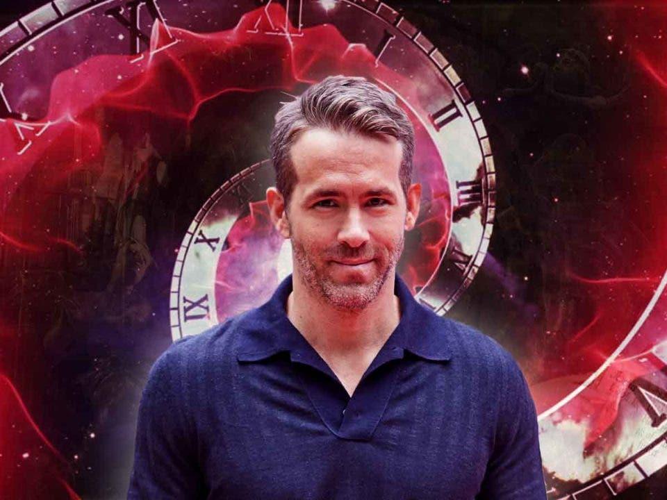 Ryan Reynolds hará una película de viajes temporales