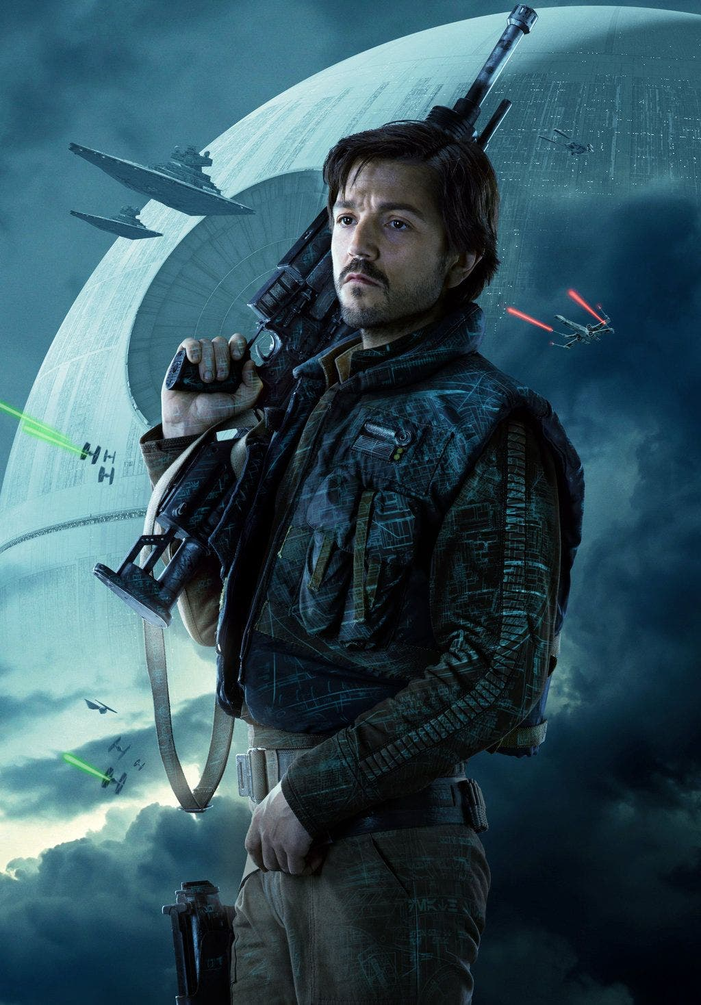 Star Wars Cassian Andor series