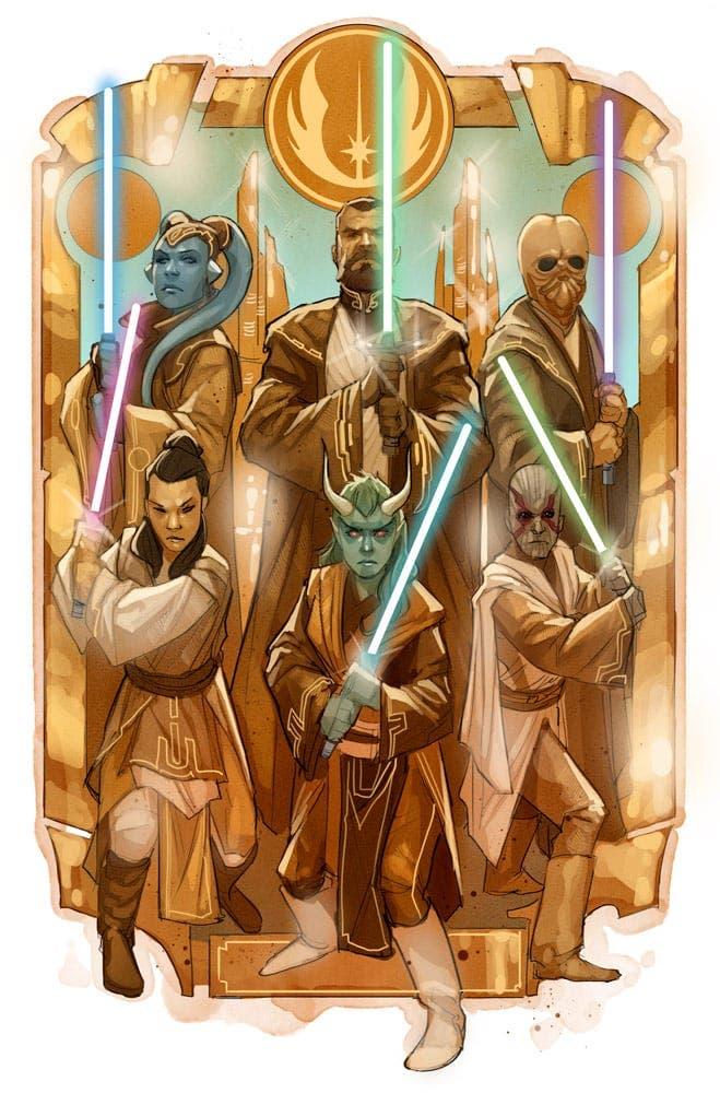 Star Wars The high republic sable de luz