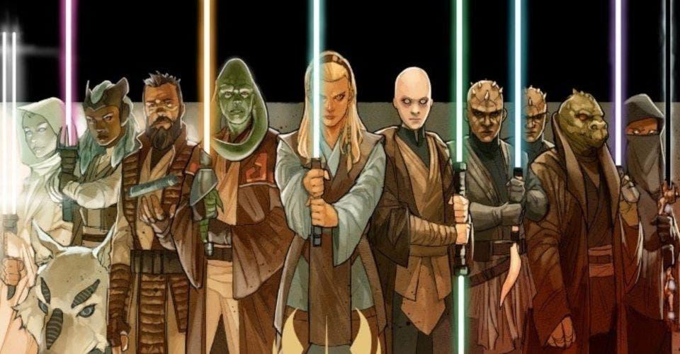 Star Wars: The high republic sable de luz