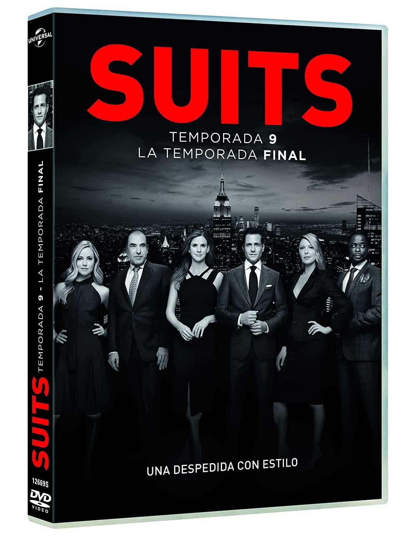 Suits - Temporada 9 (DVD)