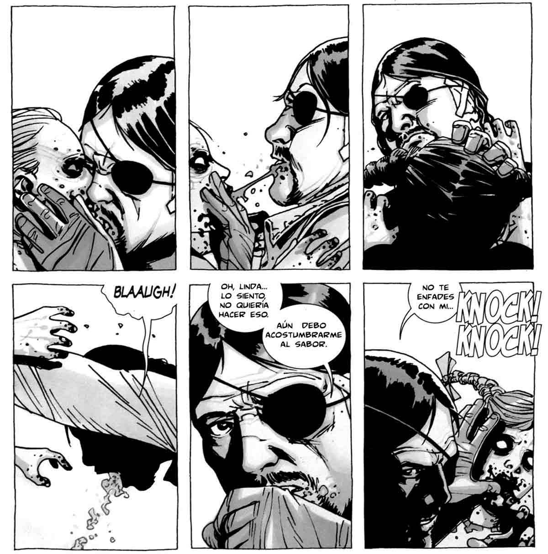El momento más perturbador de The Walking Dead que no vimos en televisión