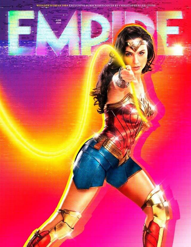 Wonder Woman 1984 portada EMPIRE