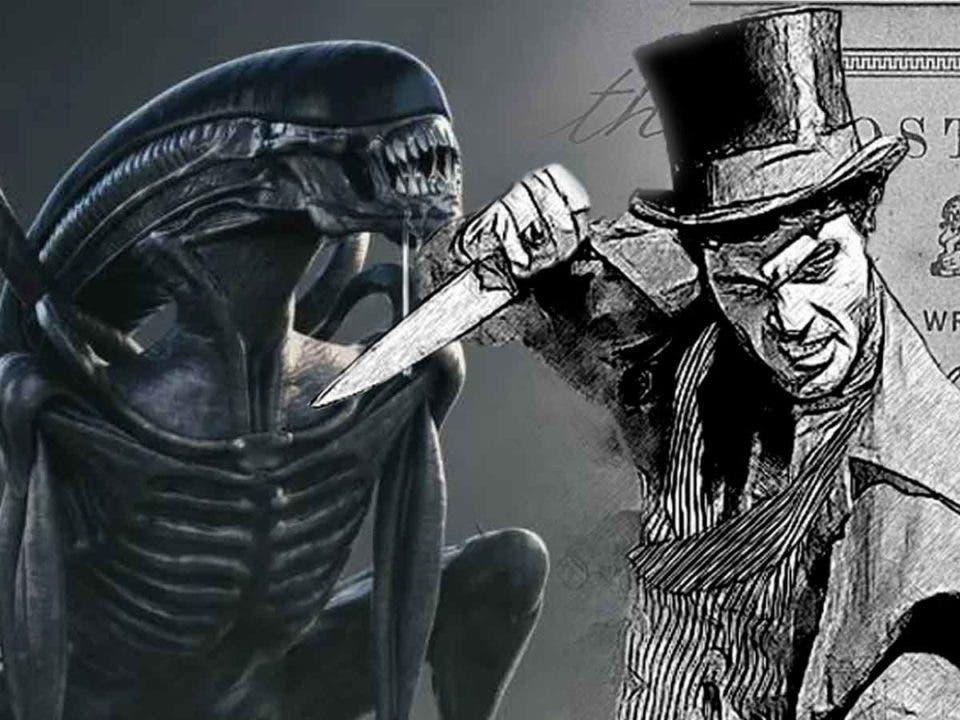 Jack el Destripador casi aparece en la película Alien (1979)
