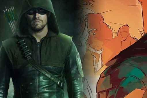 Arrow tiene un legado que dura 1000 años en el futuro