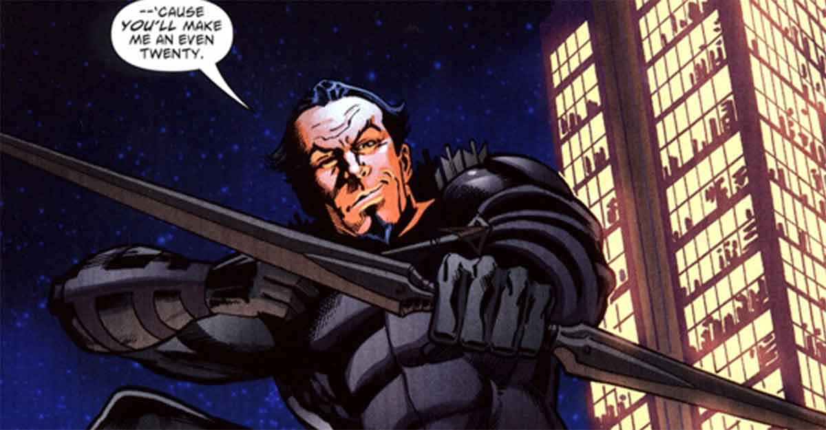 Villano de Arrow vende su alma para poder matar a Batman