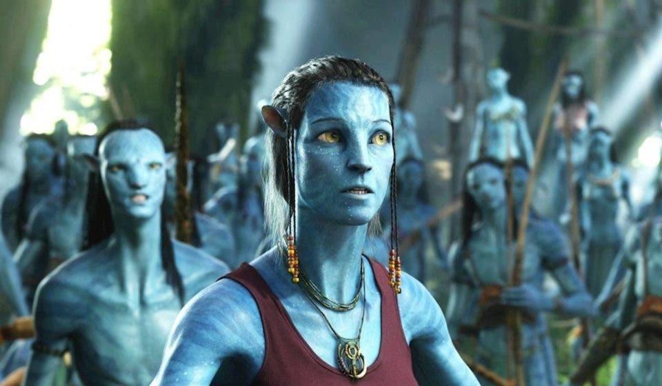 Avatar 2: Primera imagen de Sigourney Weaver en el rodaje