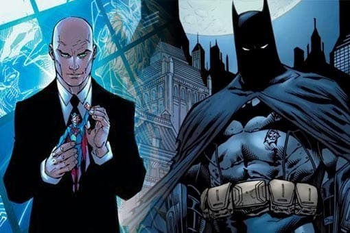 Batman odia a Lex Luthor por salvar a Gotham