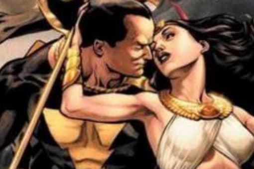 La película de Black Adam incluirá una diosa egipcia