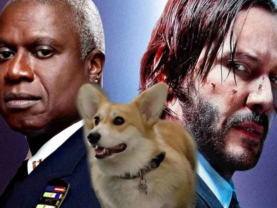 Brooklyn 99 copia a la saga John Wick