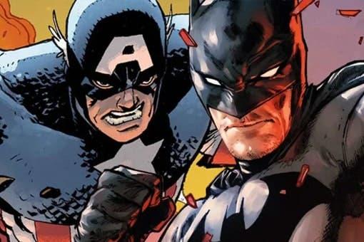 ¿Quien ganó en la épica pela de Capitán América contra Batman?