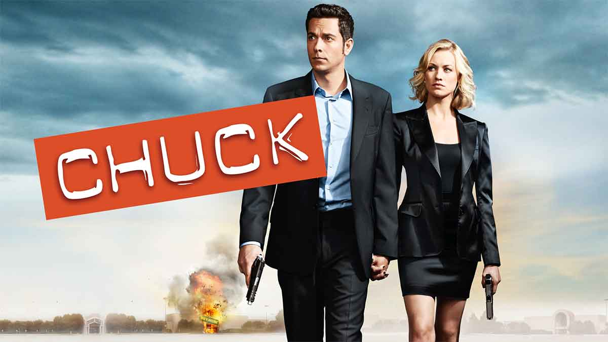 La serie de Chuck (2007 - 2012) podría tener una película