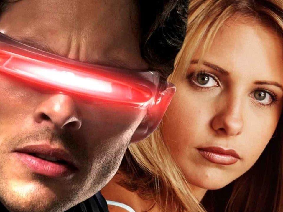 Querían que Buffy cazavampiros y Cíclope fueran primos