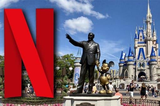 Netflix ya vale más en bolsa que Disney
