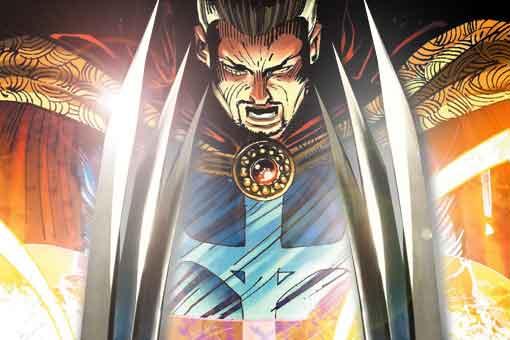 Motivo por el que Doctor Strange se convirtió en Wolverine
