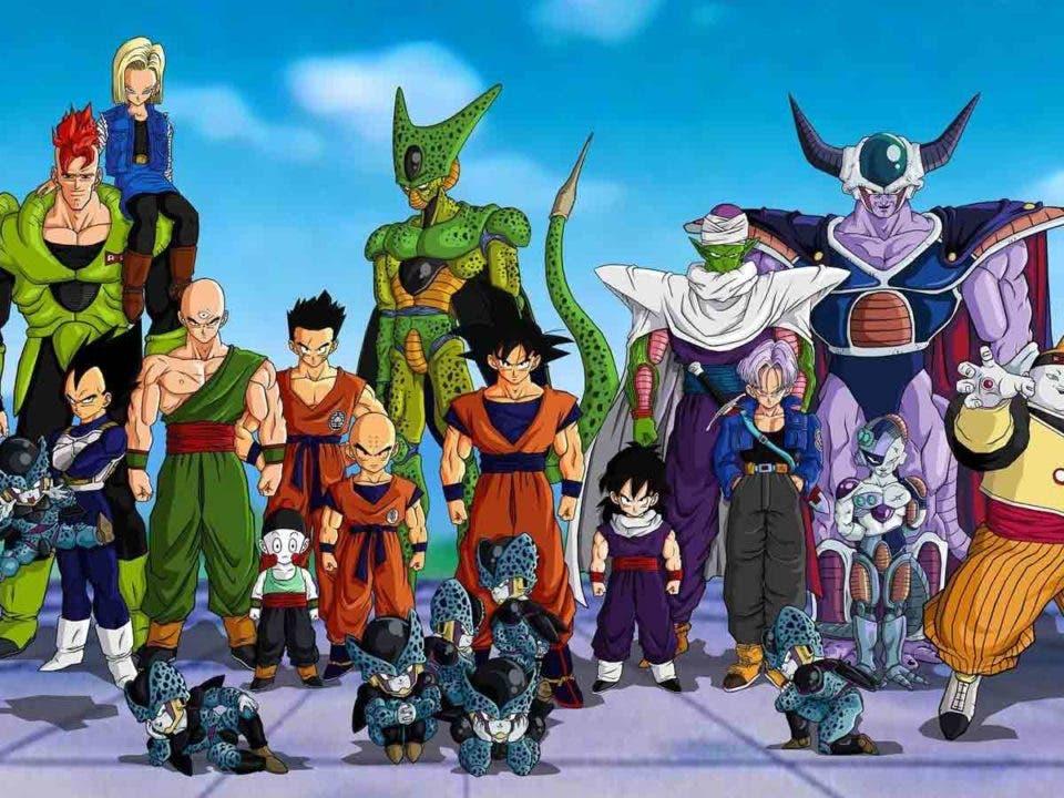 Fans de Dragon Ball Z felicitan el 31 aniversario de la serie