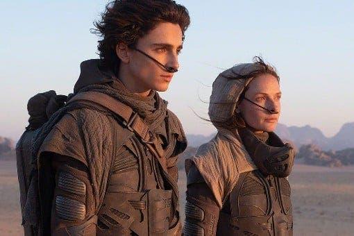Dune: ¡Salieron a la luz nuevas imágenes!