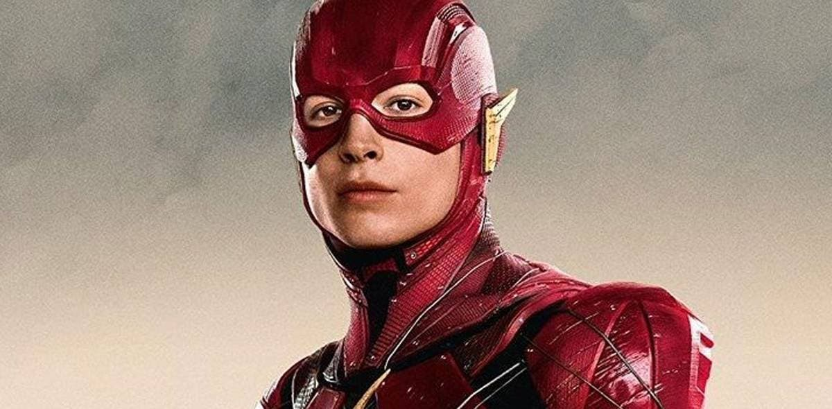 The Flash: Ezra Miller podría ser despedido por el escandaloso video