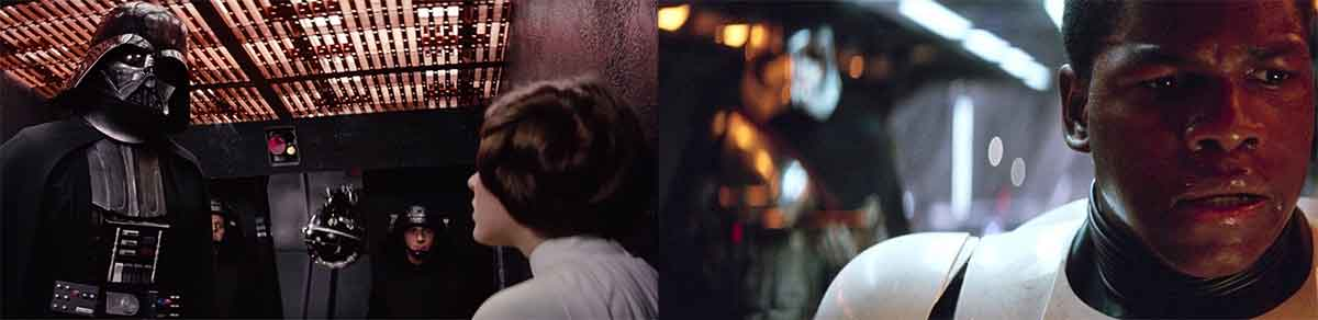 Star Wars revela que FN-2187 es una referencia a Una nueva esperanza