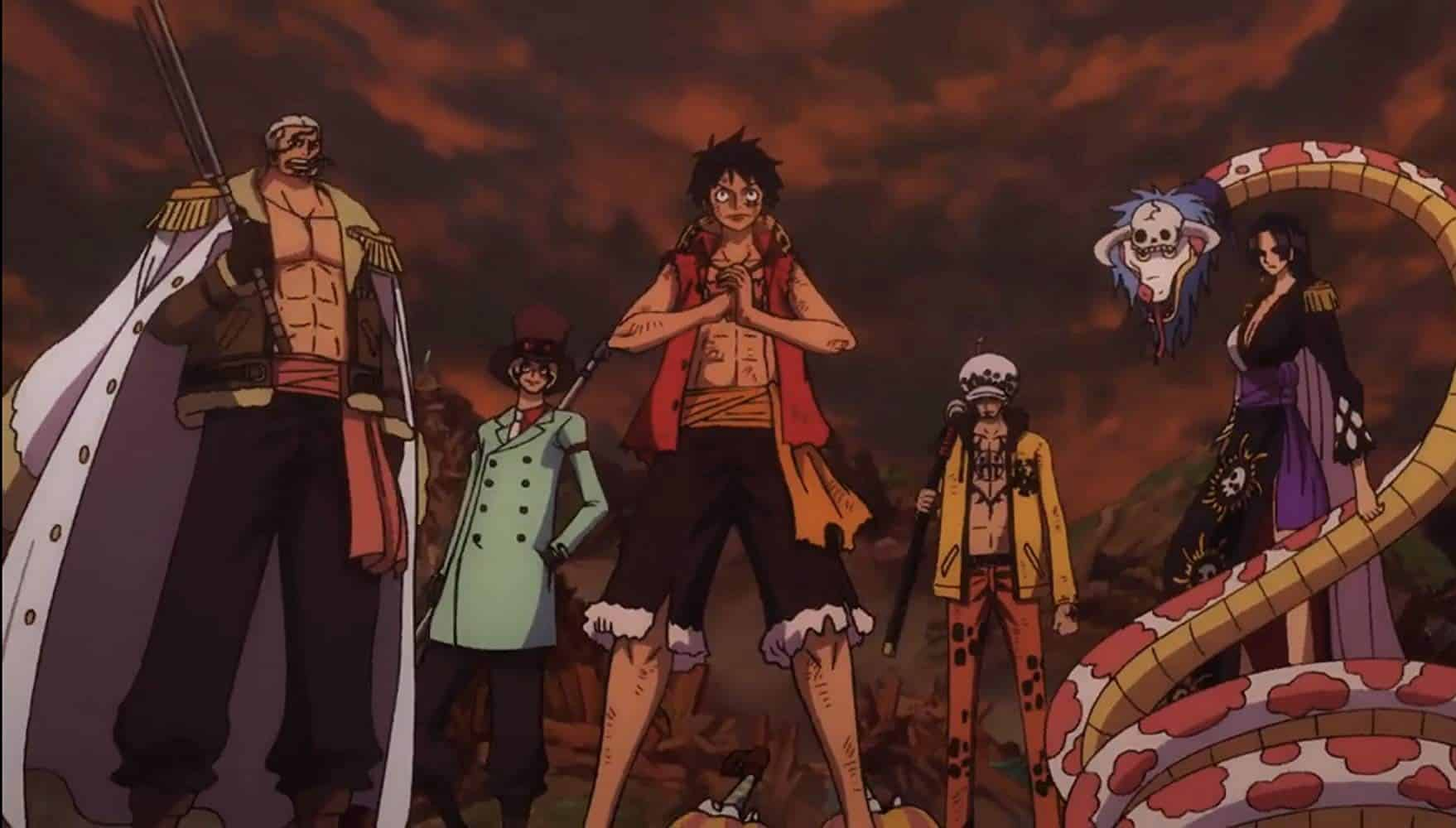 fotograma one piece estampida