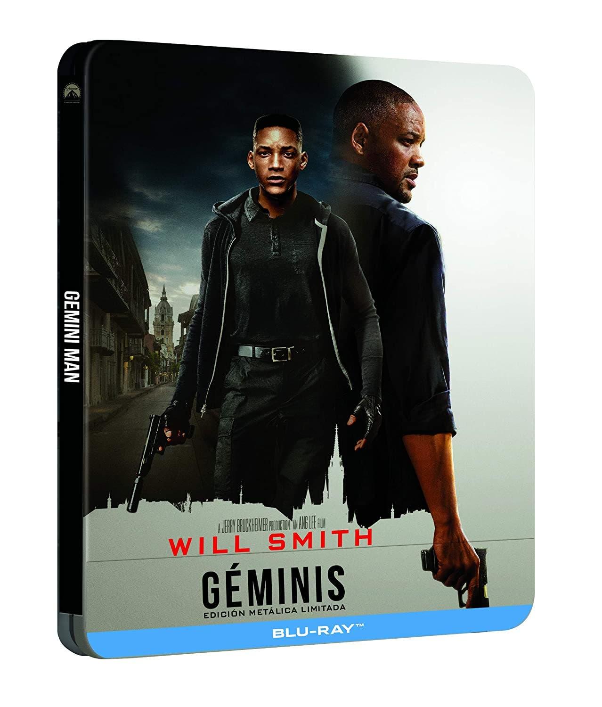 Géminis Blu-ray edición especial Steelbook