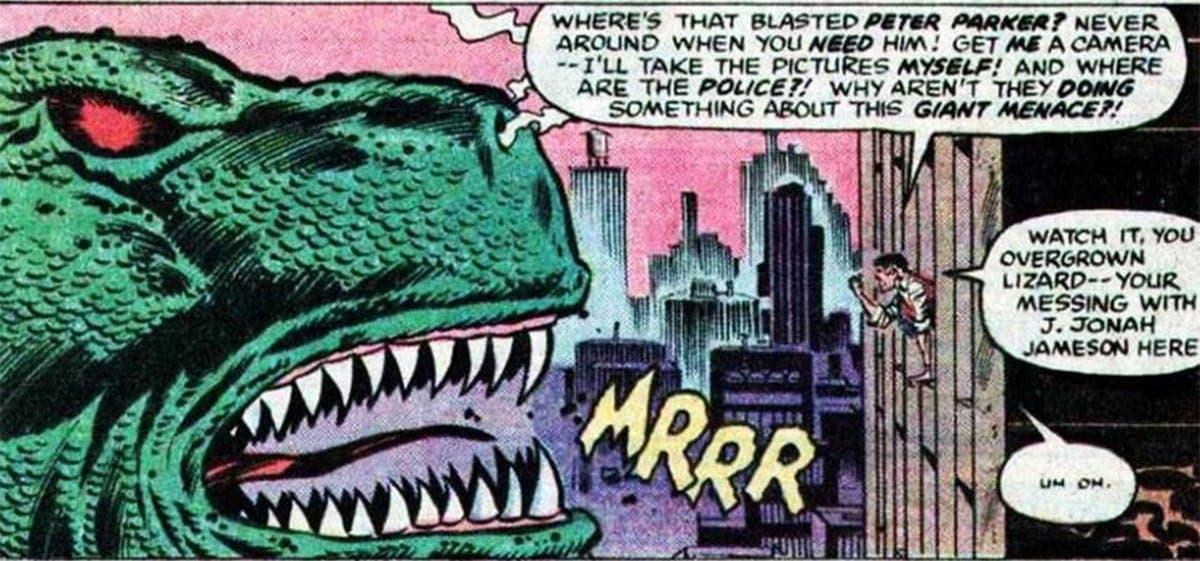 Godzilla se ha enfrentado a los héroes más poderosos de Marvel