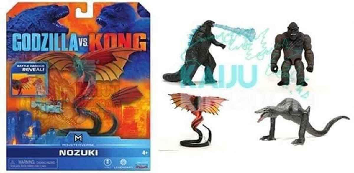 Filtran un nuevo monstruo de Godzilla vs Kong (SPOILERS)