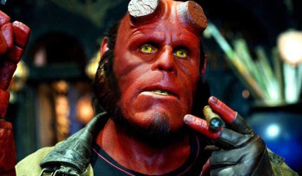 Guillermo del Toro cree que no se podrá hacer más filmes de Hellboy