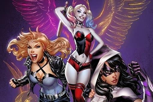 DC Comics revela que Harley Quinn se enamora de una superheroína