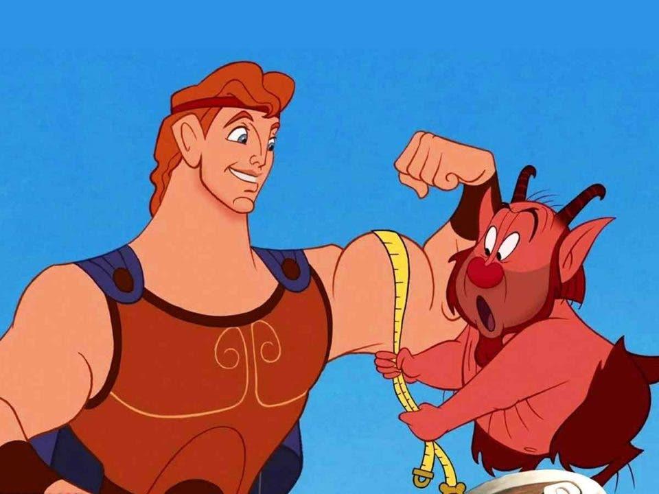 Hércules de Disney tendrá una adaptación en acción real