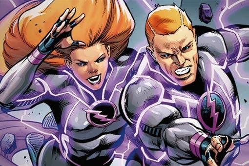 Regresan los hijos malvados de The Flash