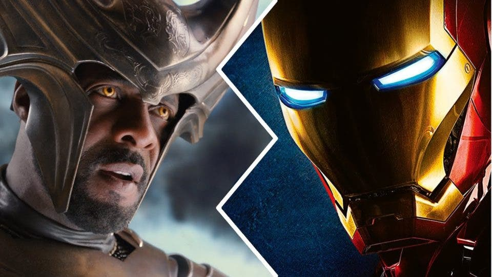 Vengadores: Endgame iron man vs heimdall