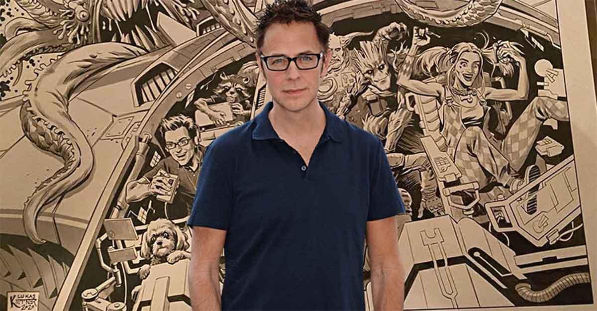 James Gunn nombra al mejor personaje de Marvel con el que estar en cuarentena