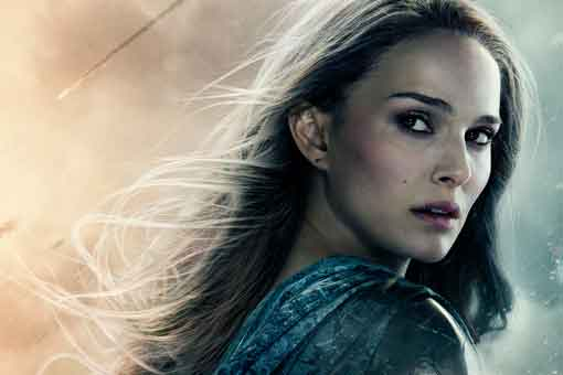 Thor: Love and thunder jane foster thor