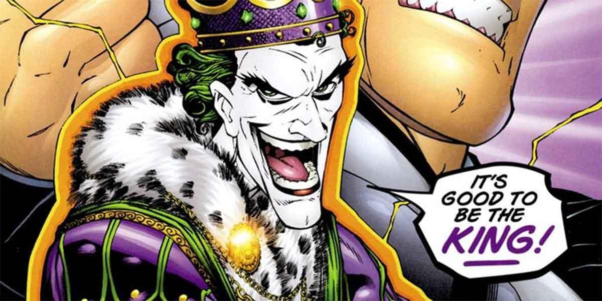 Así conquistó el Joker el Universo DC Comics