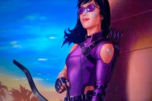 Kate Bishop (Ojo de Halcón)