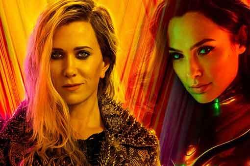La actriz Kristen Wiig no se cree la gran filtración de Wonder Woman 1984