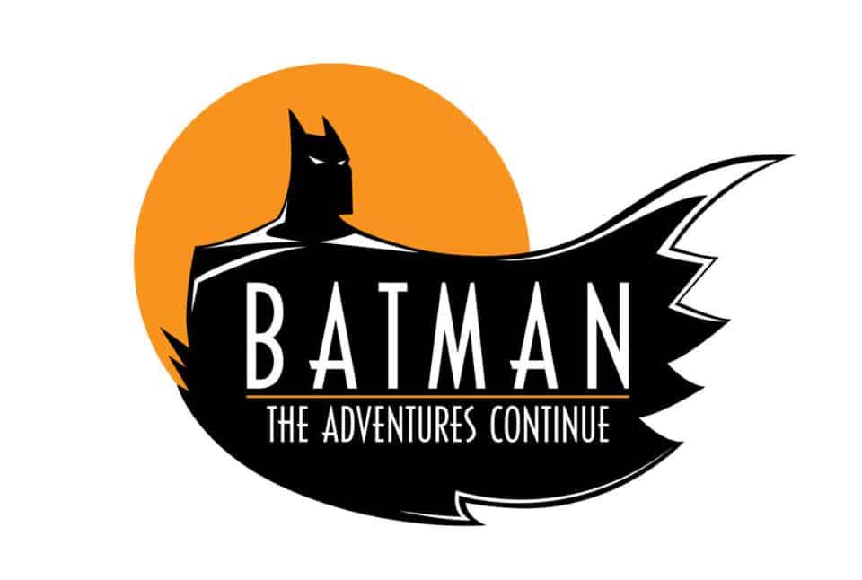 logo Batman The Adventure Continues
