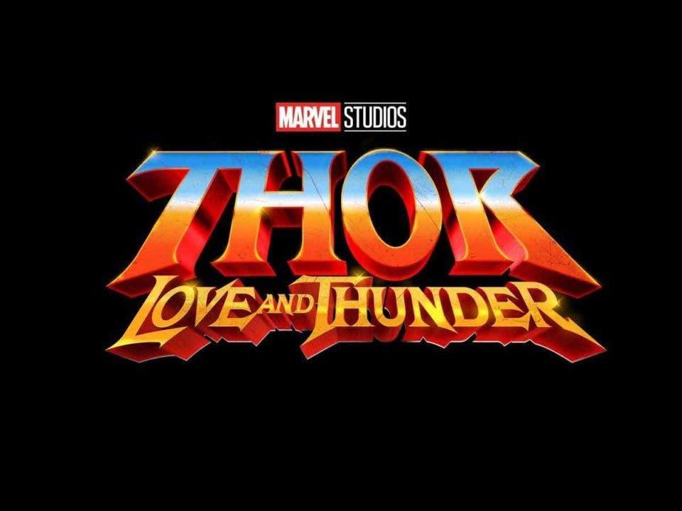logo thor: love and thunder