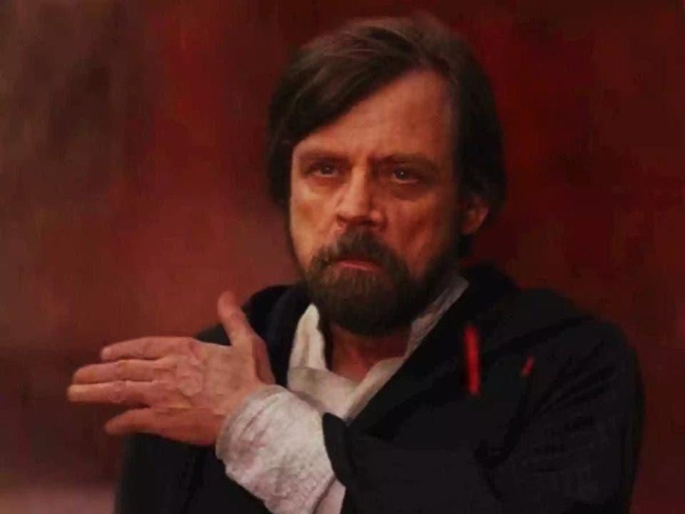 Mark Hamill no puede explicar uno de los grandes agujeros de guion de Star Wars