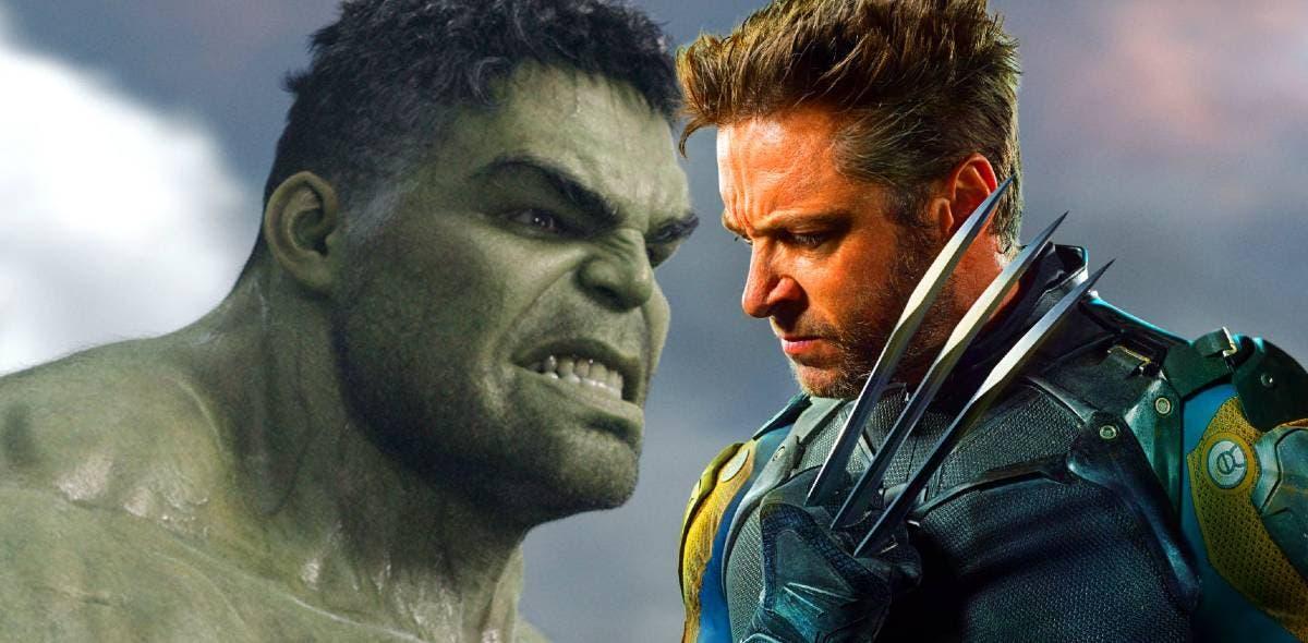 Mark Ruffalo quiere una película protagonizada por Hulk y Wolverine