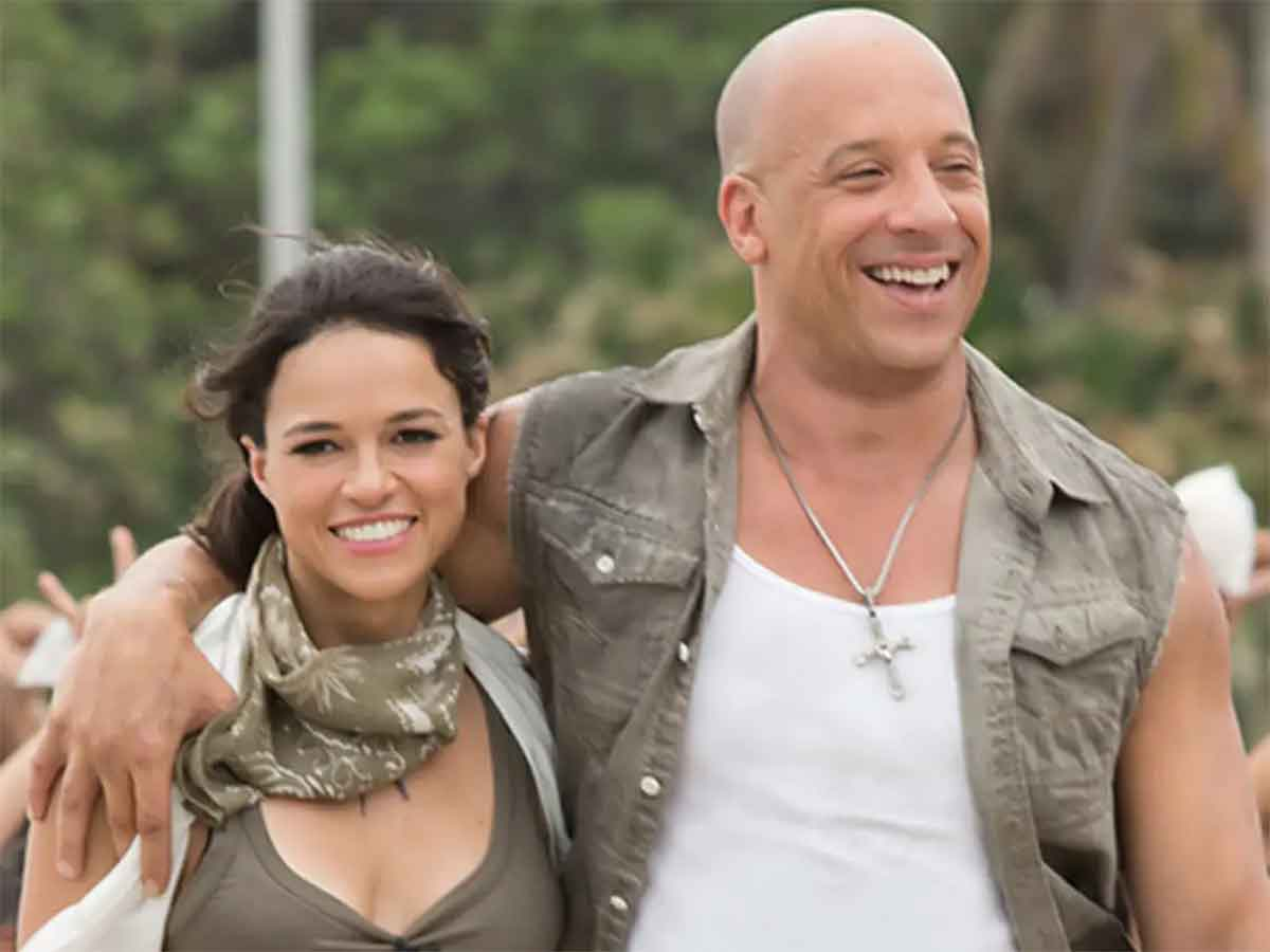 michelle rodriguez vin diese fas and furious