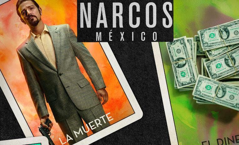 narcos serie netflix trailer