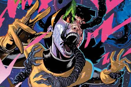 Marvel estrena una nueva mutante igual de poderosa que Bruja Escarlata